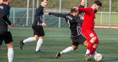 Borussia Veen wird zum Schrecken der Liga