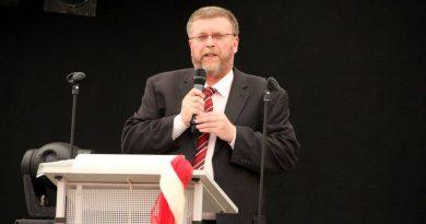 Wolfgang Jades, Vorsitzender FVN-Verbandsfußballausschuss. Foto: Nils Jansen/Jansen, Nils (nj)
