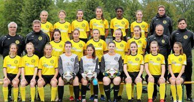 GSV Moers positioniert sich im Frauenfußball für die Zukunft