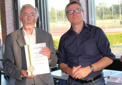 Wolfgang Jansen zum ersten Ehrenmitglied gewählt