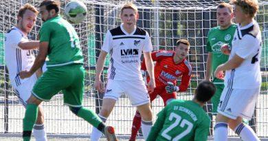 Budberg – Schwafheim 1:1: Derby-Tore in einer Minute