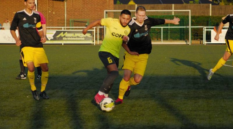 Borussia Veen empfängt den GSV Moers bereits am Samstag. Foto: Ostermann, Olaf (oo)