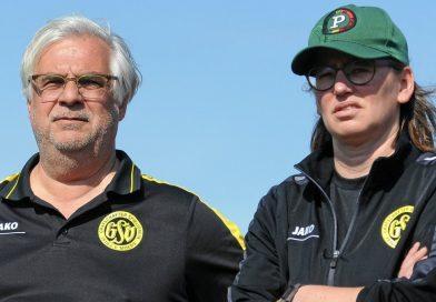 Das Trainer-Duo Martin Walz und Tanja Hambloch koordiniert die U17-Mädels. Foto: Oleksandr Voskresenskyi / FUNKE Foto Services